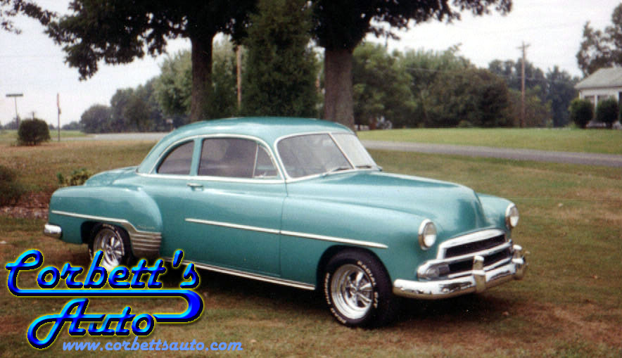 1951 52 Chevy Car Wiring Diagram - Trusted Wiring Diagram