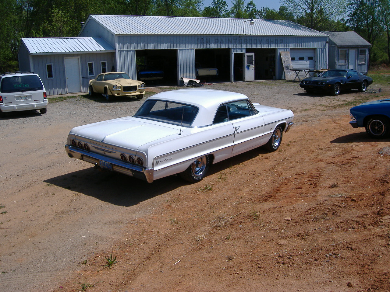 1964 chevy impala convertible for sale in california autos post. Black Bedroom Furniture Sets. Home Design Ideas