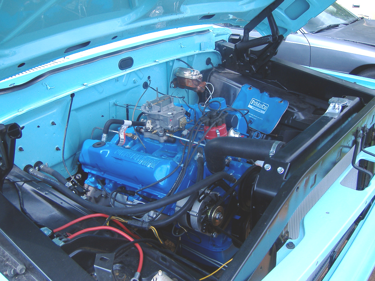 1978 Ford 302 Engine Diagram Smart Wiring Diagrams 1969 F100 Bay Shaved Tractor And Truck Pickup