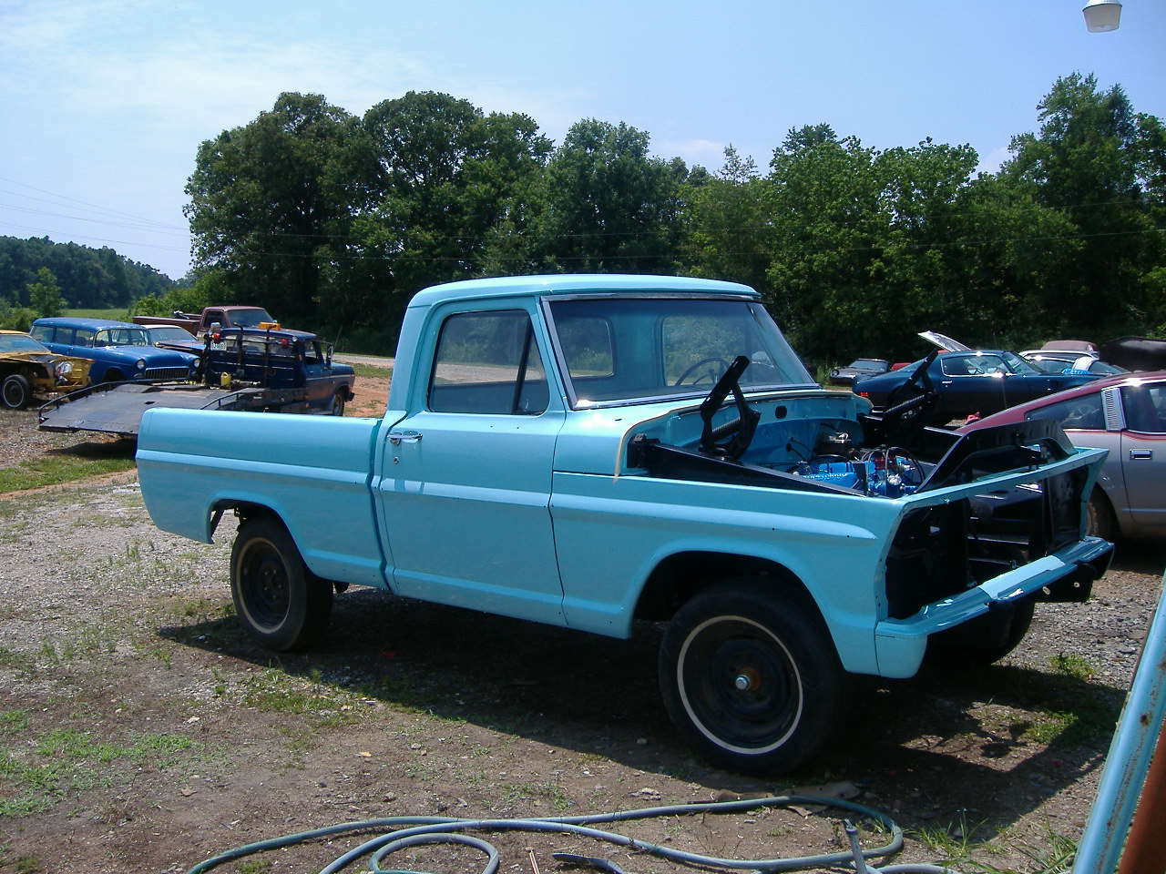 1967 Ford F100 Ranger Assembly