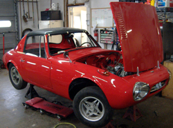 1967 Toyota Sports 800 complete restoration all original