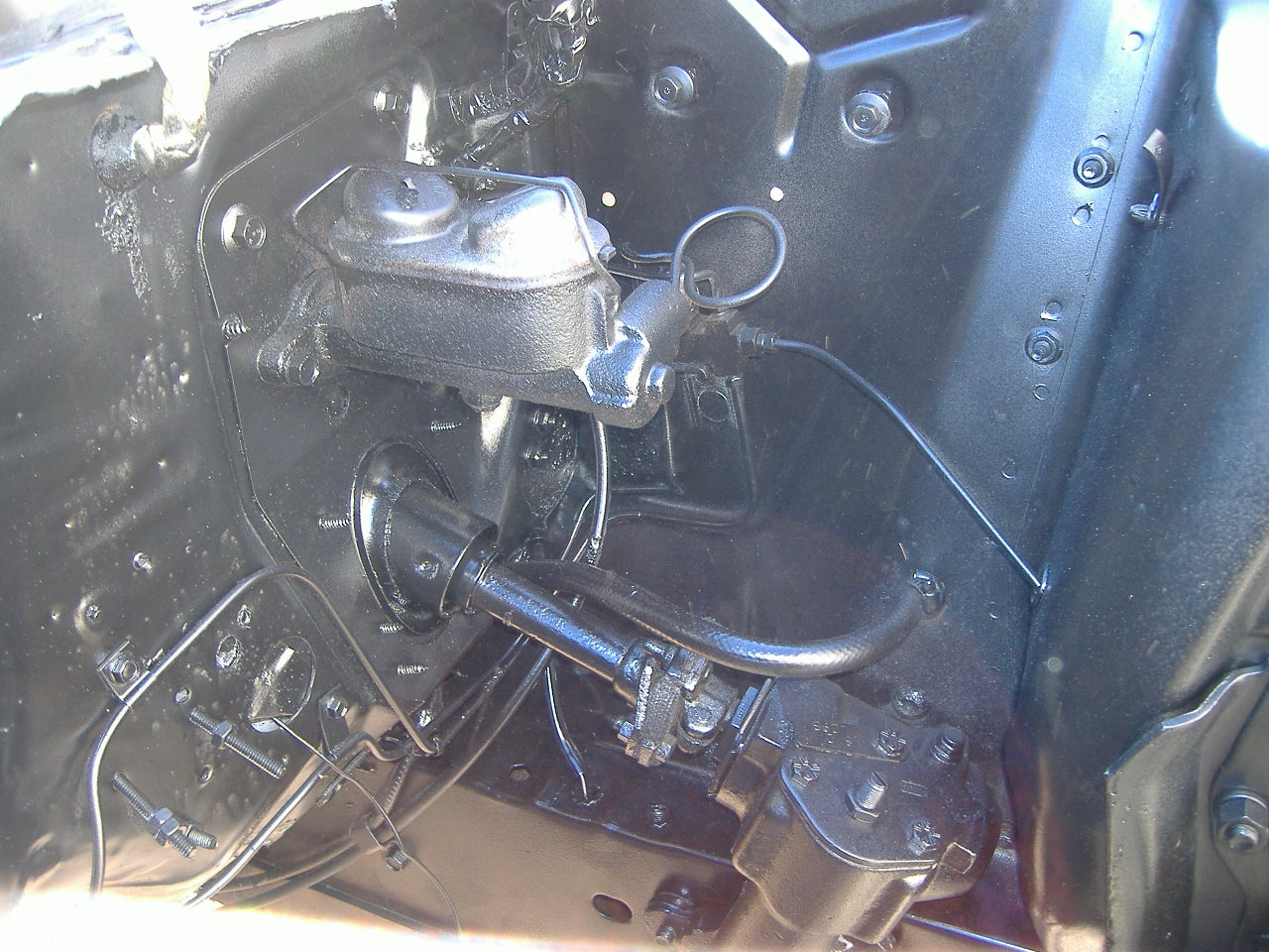 1968 Mustang Coupe Repairs