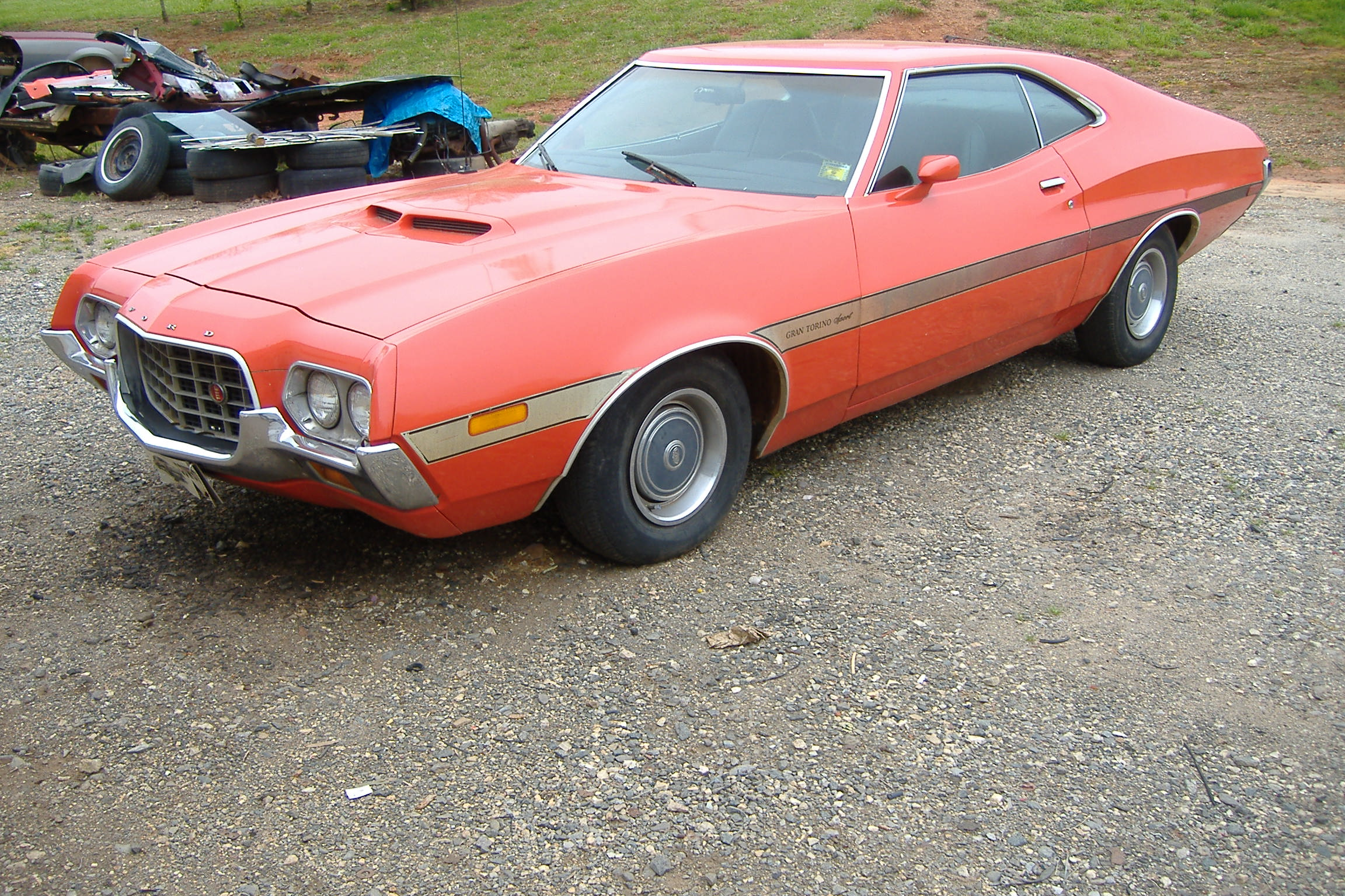 1972 Gran Torino For Sale Craigslist >> ...measurements for Lazer Stripe 72 - The Ford Torino Page Forum