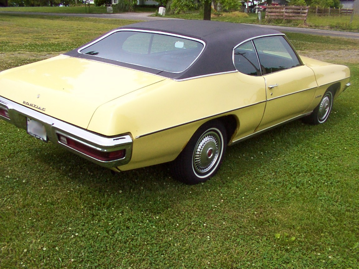 1972 pontiac le mans - photo #38