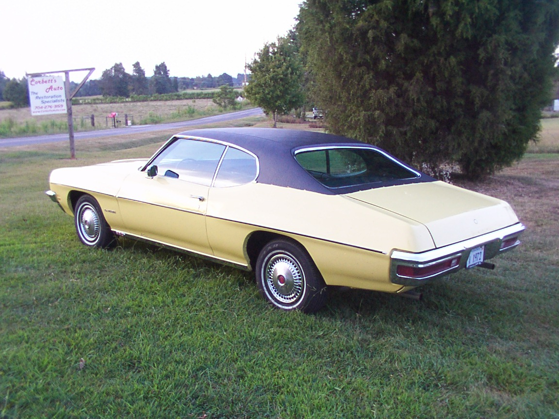 pontiac grand lemans 1976