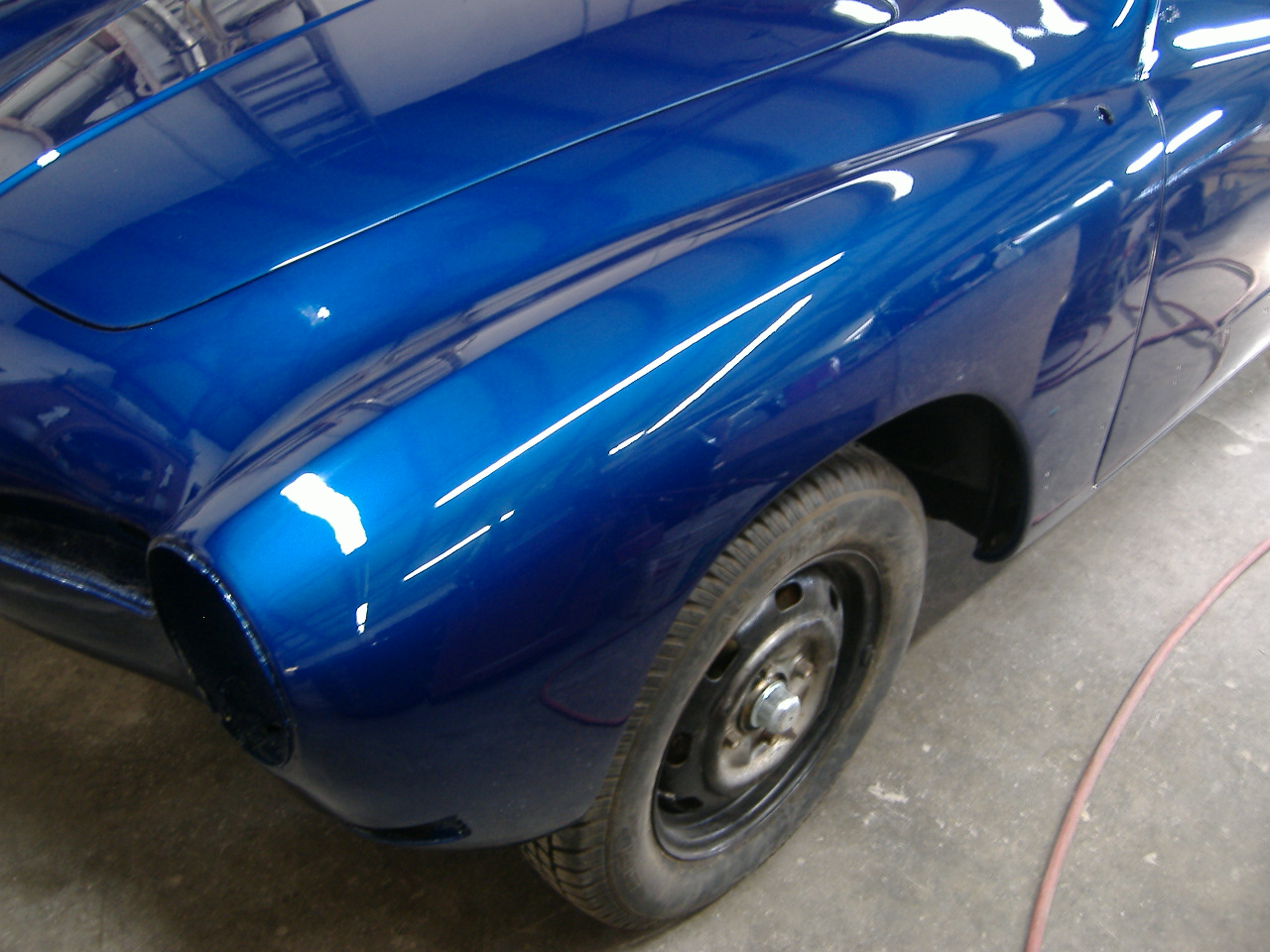 Touch Up Paint On Car Ford