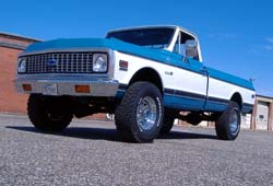 1972 chevy k-20 3/4 ton 4x4 big block engine 500+HP