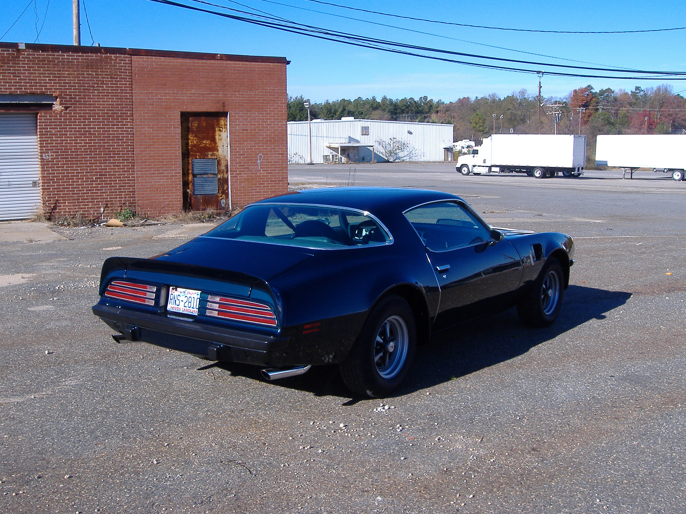 1975 Pontiac Trans-AmTrans Am 1975