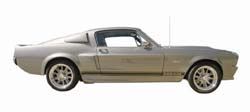1967 Ford Mustang Fastback Eleanor GT500